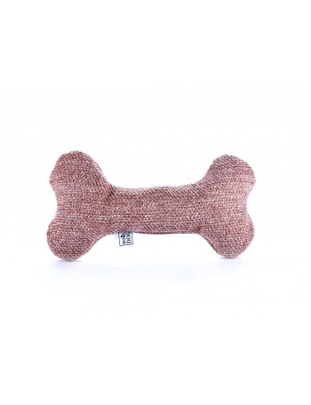Wooldog Chewy Toys set in Brick Red