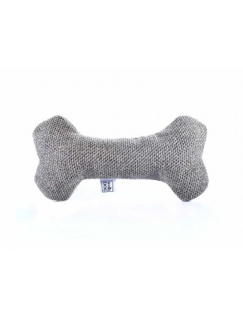 Wooldog Chewy Toys set in Gray