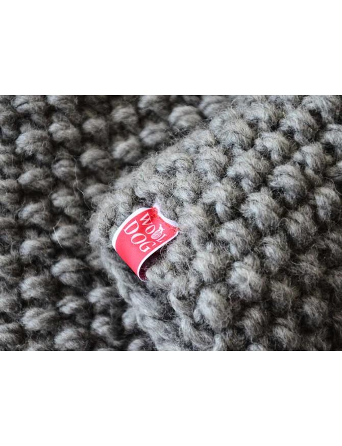 Wooldog Matching Cowls | GRAPHITE