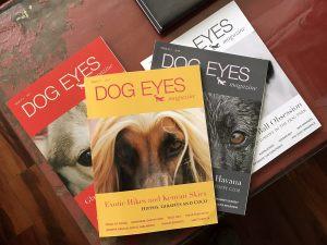 DOG EYES MAGAZINE 3/2017
