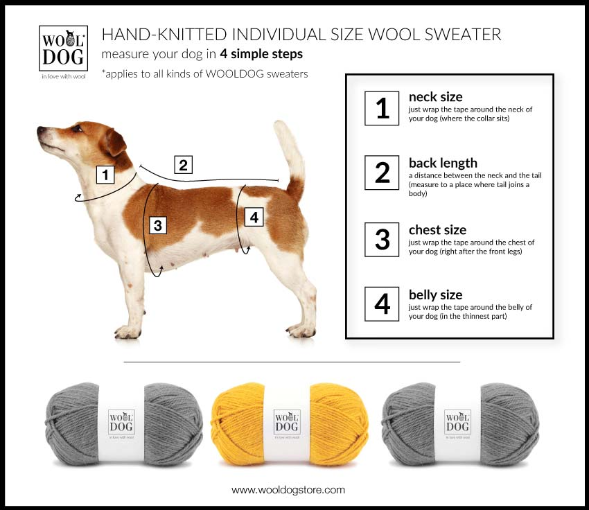 Individual Size Sweater